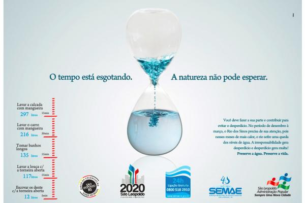 Campaign to save water